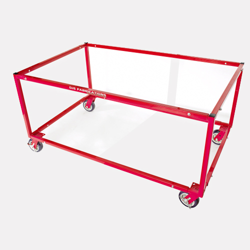 Bed cart